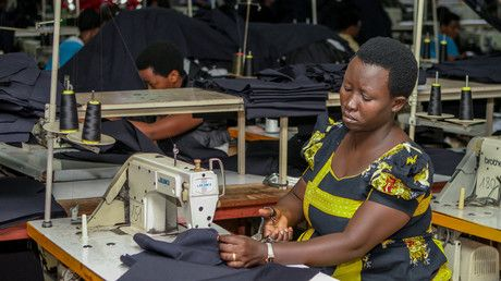 US wages trade war against one of the world's poorest nations over used clothing