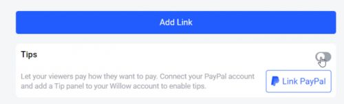 Streamlabs launches a 'link in bio' website builder that includes tipping