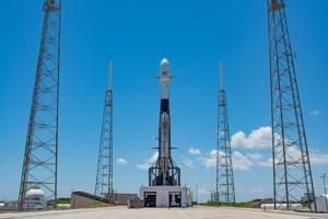 SpaceX challenges Air Force awards on security satellite launches