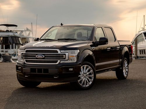 The man in charge of marketing the Ford F-150 calls Tesla a 'credible competitor,' but says Elon Musk won't influence what Ford does with the electric version of its best-selling pickup truck
