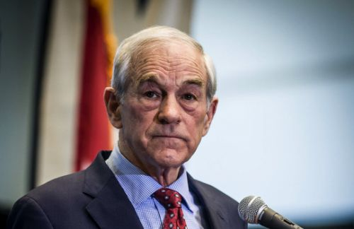 Ron Paul Is Warning That A 50% Stock Market Decline Is Coming - And That There Is No Way To Stop It