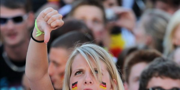 Germany's economy is getting hammered by the rest of the world's problems