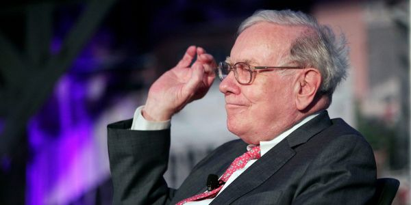 Warren Buffett's Berkshire Hathaway plowed more than $5 billion into 4 pharma stocks last quarter. He's been teasing a bet on the sector for more than 20 years