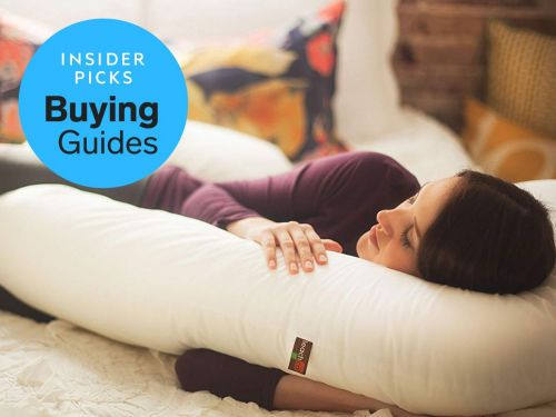 The best body pillows you can buy