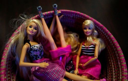 The maker of Barbie is plunging after announcing its earnings will be weaker than expected this year