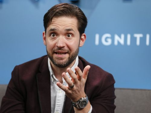 Reddit cofounder Alexis Ohanian says we need to move past 'hustle porn' and have a more realistic understanding of what it takes to be successful