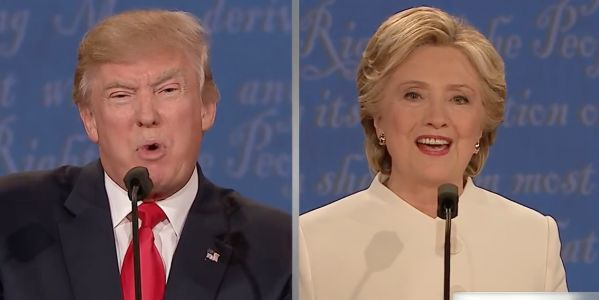 'Like I said: A puppet': Hillary Clinton repeats her allegation that Trump is working on behalf of Russian interests