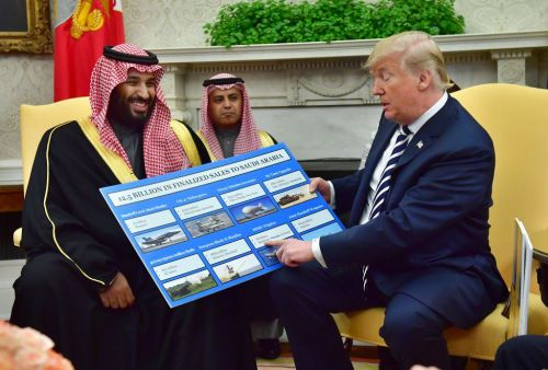 MBS in the USA: 3 Messages From the Saudi Prince to U.S. Business Leaders