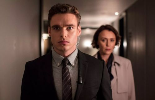 Netflix's hit British series, 'Bodyguard,' was nominated for 2 Golden Globes and has a 98% on Rotten Tomatoes