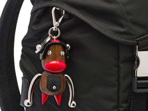 Prada pulls monkey-like trinkets after being accused of using 'blackface imagery'