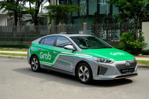 Grab raises $250 million from Hyundai and will partner on electric vehicles for SE Asia