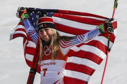 Mikaela Shiffrin gave a great lesson on embracing failure at the Olympics after missing out on a medal in her best event