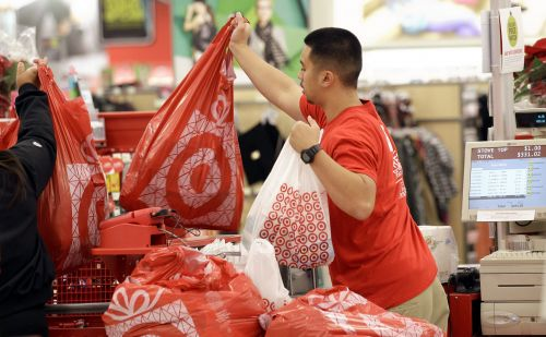 Target is tumbling after disappointing earnings, and it's dragging Kohl's and Best Buy with it