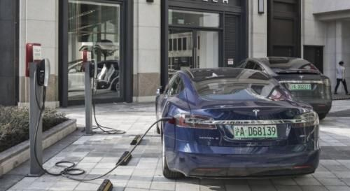 Report: Tesla Inks Deal For Shanghai Factory