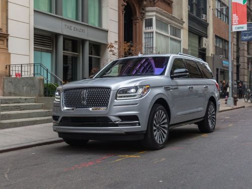 A Lincoln exec explains why the automaker wasn't surprised by the success of its new Navigator SUV - and promises a fully electric Lincoln is in the works
