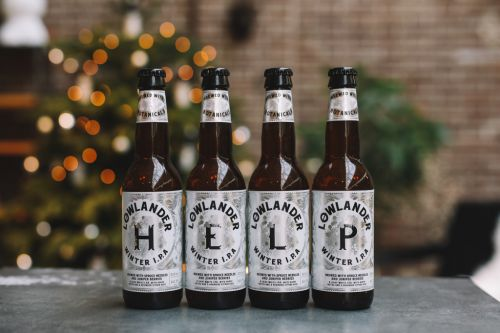 How Last Year's Christmas Trees Became This Year's Seasonal Brew