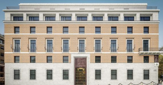 Rosewood Rome Hotel To Open In 2023