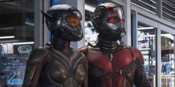 The director of 'Ant-Man and the Wasp' says the shocking end-credit scene was influenced by secret details about the 'Infinity War' sequel