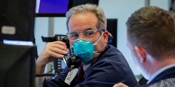 US stocks waver as stimulus friction and rising virus cases overshadow vaccine hopes