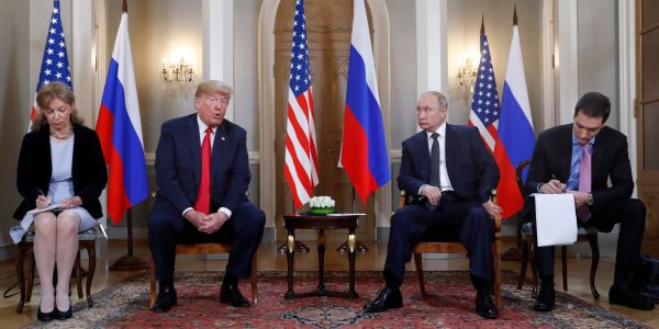US intelligence, military, and diplomatic officials still have no idea what Trump talked about with Putin, and that's dangerous