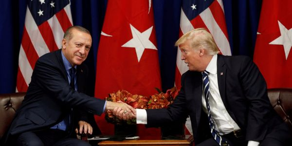 The US is getting closer to punishing Turkey for buying advanced Russian weapons, but now another US partner is signing up to buy them