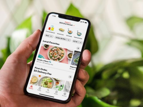 DoorDash CFO Prabir Adarkar reveals plans to boost profits after company's mixed first earnings