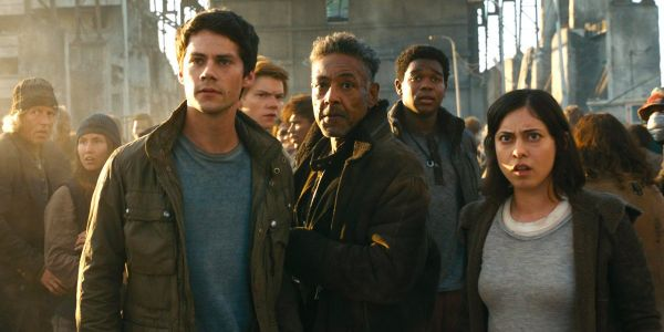 'Maze Runner: The Death Cure' has no trouble winning the weekend box office