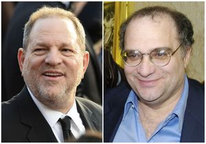 Rebukes rain down on Weinstein even as company holds firm