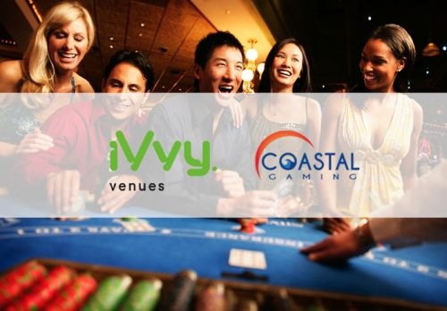 IVvy Venue Technology and Coastal Gaming Announce Strategic Partnership