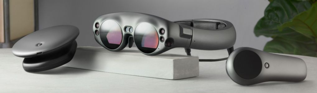 The first time you'll try Magic Leap's futuristic glasses will be in an AT&T store