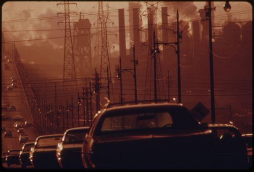 Vintage EPA photos reveal what Midwestern industrial cities looked like before the US regulated pollution