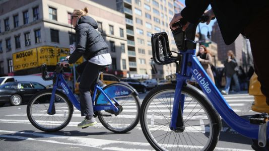 Citi Bike's Better Angels