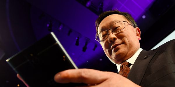 'Stay away from endpoint security' -Here's why insiders say Blackberry's $1.4 billion Cylance acquisition could be the last deal of its size