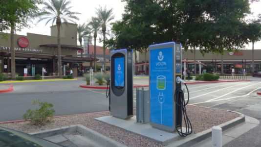 Volta raises $35 million to fuel expansion of its electric vehicle-charging network