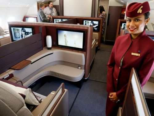 There's a simple phrase you can use when asking for a flight upgrade that could help you land a first-class seat - but there's a catch
