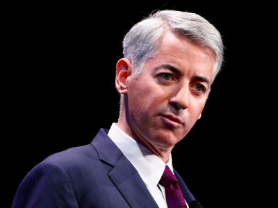 Brits can now get a slice of legendary US hedge fund chief Bill Ackman