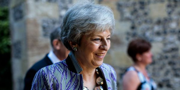 Conservative MPs want Theresa May to resign as prime minister in 'a matter of days'