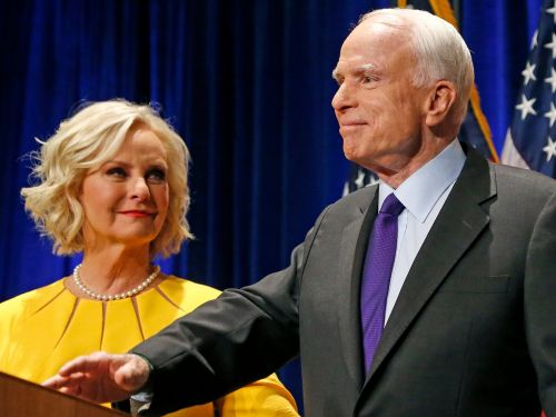 A look at the life and fortune of John McCain, who has a sprawling real estate portfolio and donated $1.7 million in book sales to charity