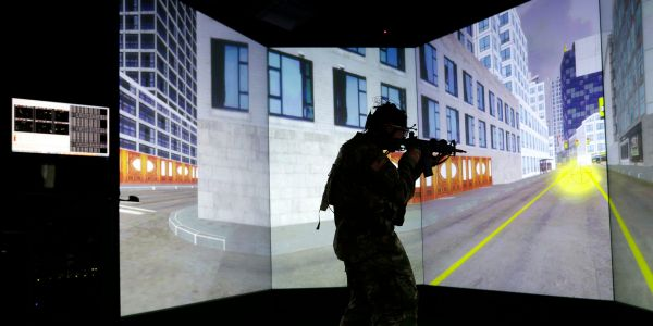 US soldiers' readiness to fight wars is very soon going to be in the hands of really smart machines