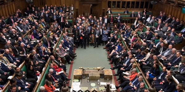 What happens now the UK parliament has seized control of Brexit?