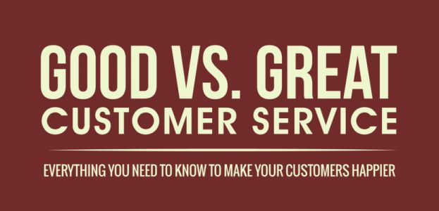 The 5 Things You Need to Know About Great Service