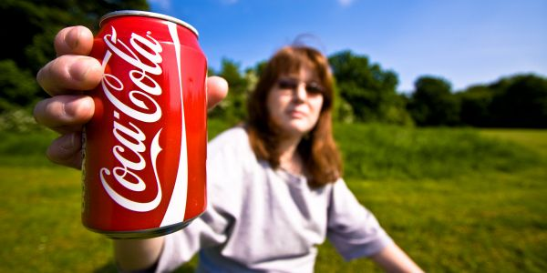 Coca-Cola is 'closely watching' the cannabis space - and is reportedly eyeing a deal with one of Canada's biggest producers