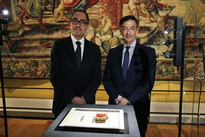 Louvre asks public to fund prayer book's return to France