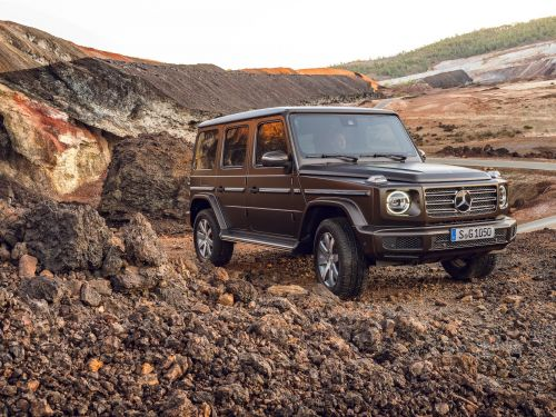 Mercedes-Benz updated one of its most legendary vehicles - and it looks impressive
