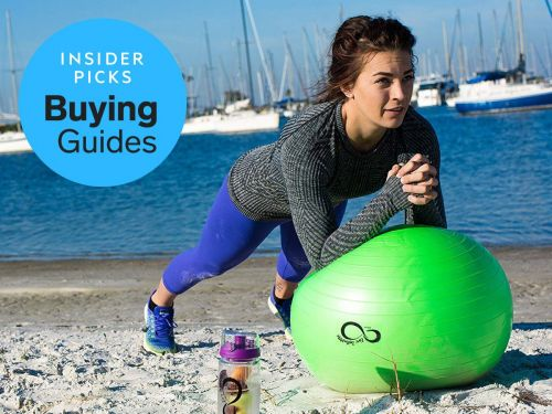 The best exercise balls you can buy