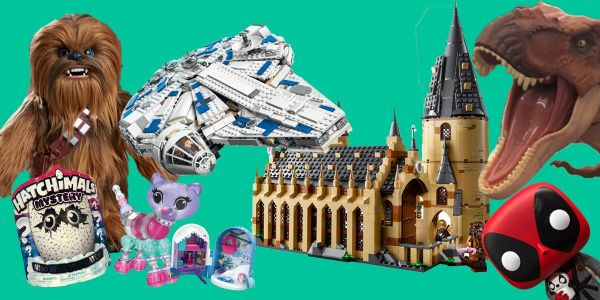 We just saw hundreds of new toys coming out this year - here are the hottest things every kid will want