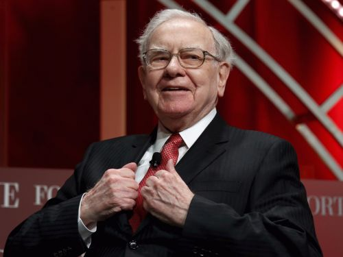 Warren Buffett's Berkshire Hathaway loads up on Apple