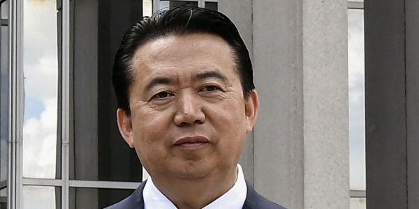 The president of Interpol has reportedly vanished after going to China