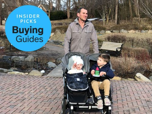 The best double strollers you can buy