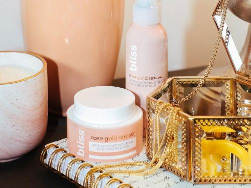 My sensitive skin is easily irritated, but this surprisingly affordable 'rose gold' skin-care line has cleared up my redness